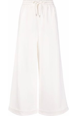 AZ FACTORY Organic-cotton wide track pants