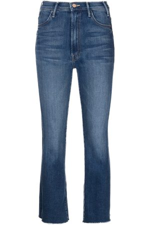 Mother Cropped-Jeans