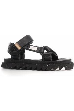 MARSÈLL X Suicoke Depa Sandalen mit Klettverschluss