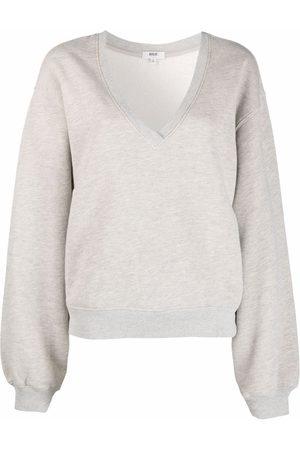 AGOLDE Pullover mit V-Ausschnitt