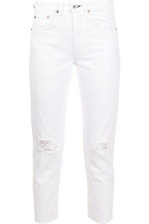 RAG&BONE Halbhohe Boyfriend-Jeans