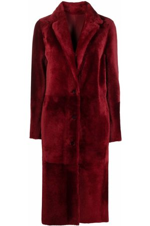 DROME Textured single-breasted coat