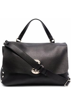 Zanellato Strukturierte Handtasche