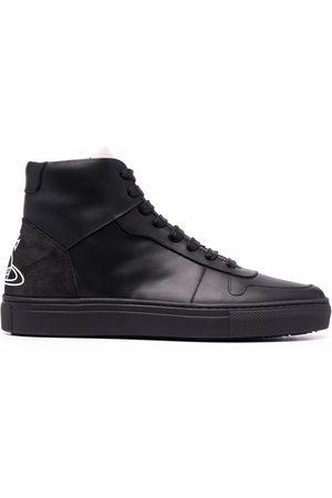 Vivienne Westwood Flatform high-top sneakers