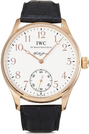 IWC SCHAFFHAUSEN 2005 pre-owned Portugieser F.A. Jones Limited Edition 40mm