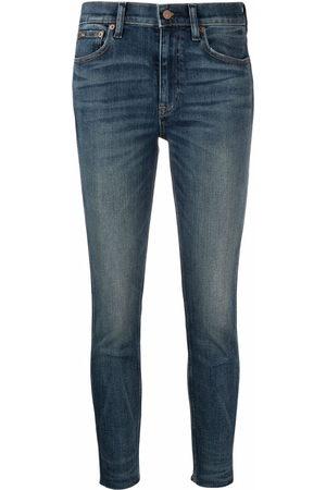 Polo Ralph Lauren Skinny-Jeans mit hohem Bund