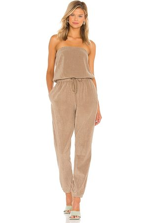 Pam & Gela Tube Jumpsuit in . Size XS, S, M.