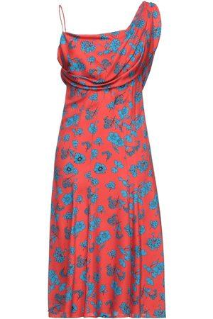 VERSACE Damen Asymmetrische Kleider - KLEIDER - Knielange Kleider - on YOOX.com