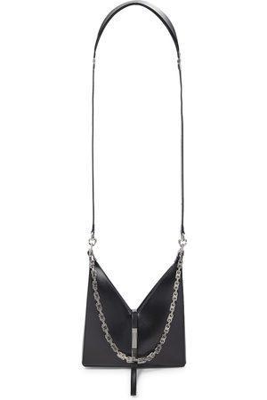 Givenchy Schultertasche Cut Out Mini aus Leder