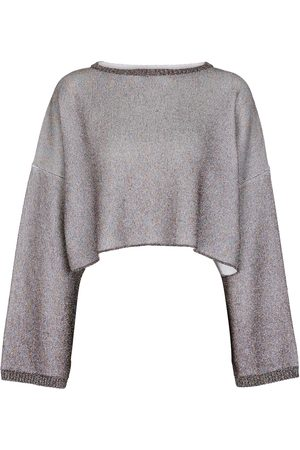 Missoni Cropped-Pullover
