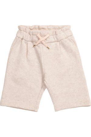 Chloé Baby Jogginghose aus Baumwolle