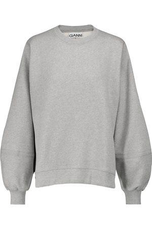 Ganni Sweatshirt aus Jersey