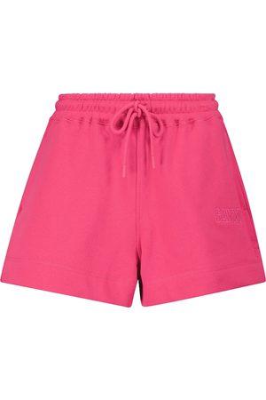 Ganni Shorts aus Jersey