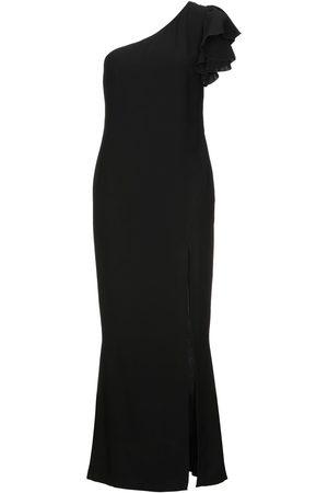 Fleischer Couture Damen Asymmetrische Kleider - KLEIDER - Lange Kleider - on YOOX.com