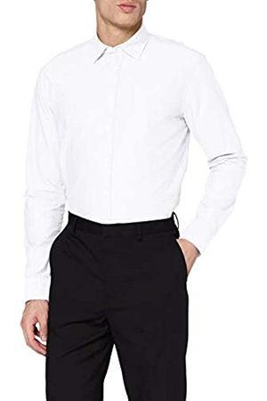 Seidensticker Herren Modern Langarm mit Button-Down Kragen Soft Uni Smart Business Businesshemd