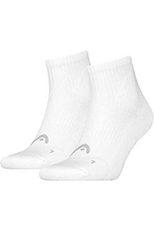 Head Unisex-Adult Match Quarter (2 Pack) Socks