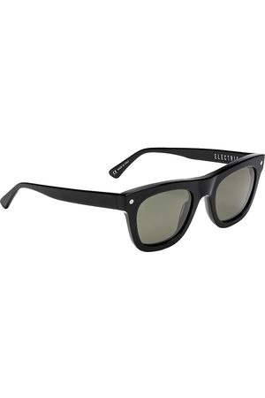 Electric Cocktail Gloss Black Sunglasses