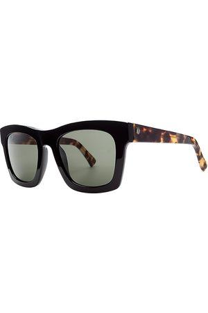Electric Crasher 53 Obsidian Tort Sunglasses