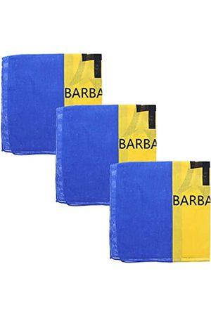 Motique Accessories Halstücher aus Baumwolle, groß, karriische Flaggen