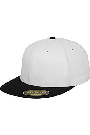 Flexfit Erwachsene Mütze Premium 210 Fitted 2-Tone, L/XL