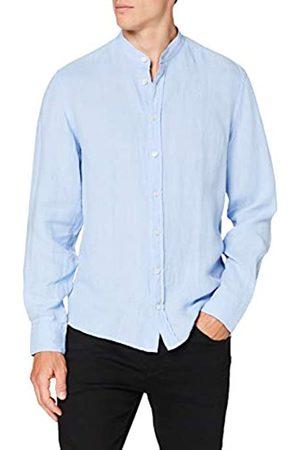 Hackett Hackett Herren Garment DYE LN PS Businesshemd