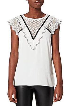 Naf-naf Damen OEMILITO SM T-Shirt Large