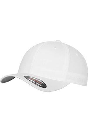 Flexfit Unisex-Erwachsene Wooly Combed 6277 Mütze (white)