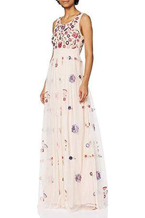 Frock and Frill Damen Embellished Maxi Dress Cocktailkleid