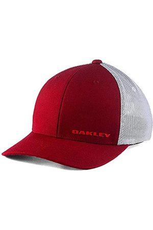 Oakley Indy Mütze mit Stretch-Fit. - Rot - Large-X-Large