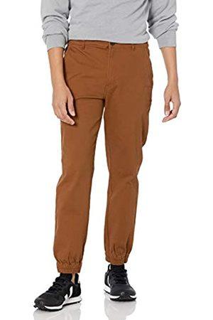 Amazon Joggerhose mit gerader Passform Casual-Pants