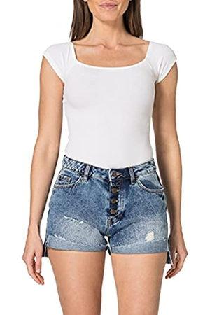 Inside Damen 2ssh07 Jeans Shorts