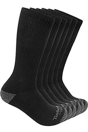 Timberland PRO Herren 6-Pack Performance Crew Length Socks Freizeitsocken