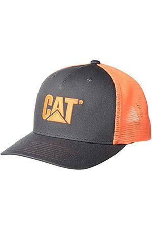 Caterpillar Herren HI-VIS MESH Cap 110 Flexfit Baseballkappe