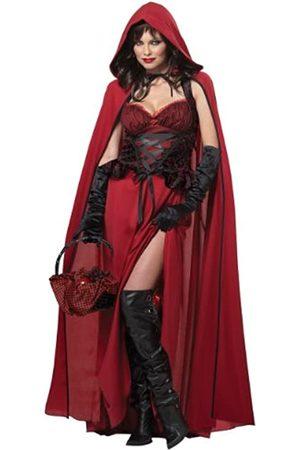 California Costumes Rotkäppchen Kostüm