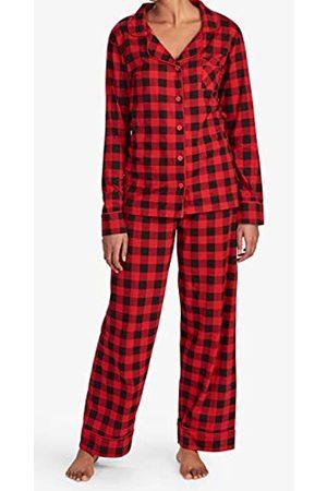 Hatley Little Blue House by Damen Long Sleeve Pajama Pyjama Set