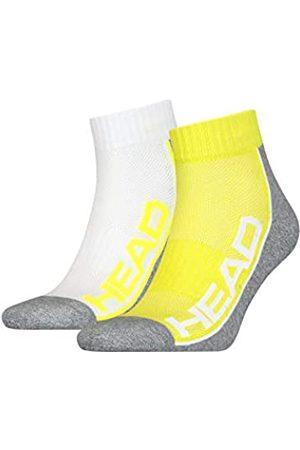Head Unisex-Adult Performance Quarter (2 Pack) Socks