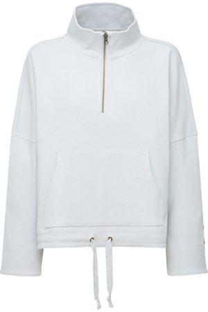 """The Upside Sweatshirt Mit Reissverschluss """"ezi Tiena"""""""