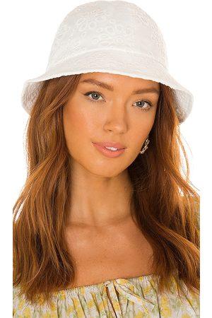 Lele Sadoughi Panel Bucket Hat in .