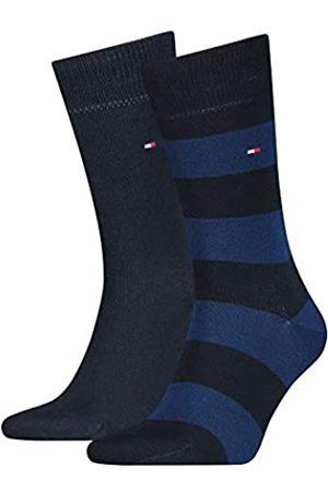 Tommy Hilfiger Herren TH Men Rugby 2P Socken
