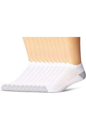 Hanes Herren Socken 10 Pack Low Cut