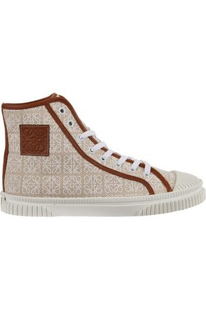 Loewe Hohe Sneakers