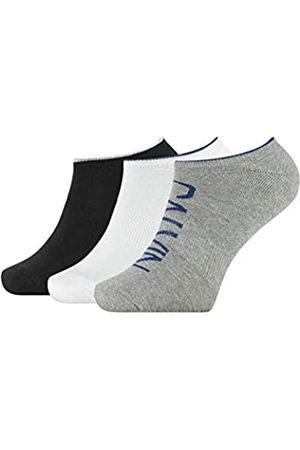 Calvin Klein Socks Mens Men's No Show Athleisure (3 Pack) Socks