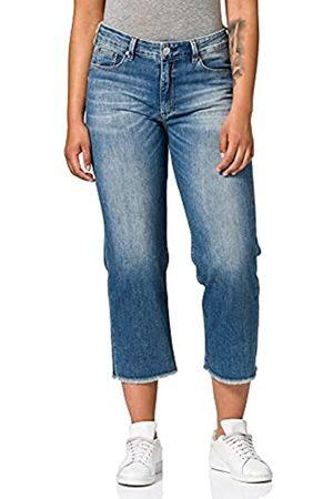 Herrlicher Damen Super G Sailor Cropped Cashmere Touch Denim Jeans
