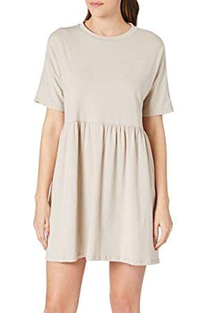 Noisy May Damen NMKERRY S/S Short Dress BG NOOS Kleid