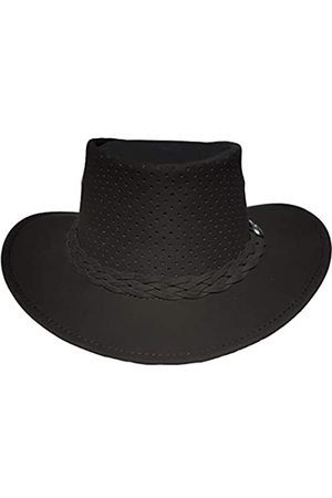Aussie Chiller Outback Bushie - Perforierte Mütze für alle Jahreszeiten / Made in Australia - - MEDIUM