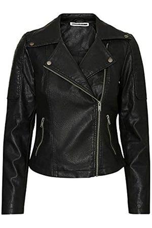 Noisy May Damen Nmrebel L/S Jacket - Noos Jacke