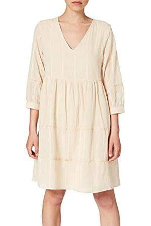 Object Female Kleid 3/4-Ärmel 40Sandshell