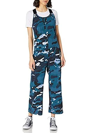 G-Star Womens Dungaree Allover Jumpsuit