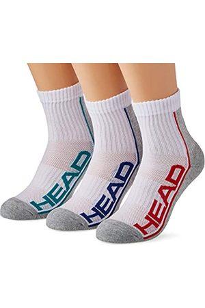 Head Unisex-Adult Performance Short Crew (3 Pack) Socks