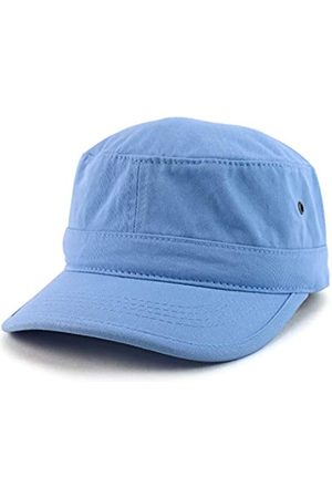 Trendy Apparel Shop Oversize XXL Flat Top Style Army Cap - - XX-Large